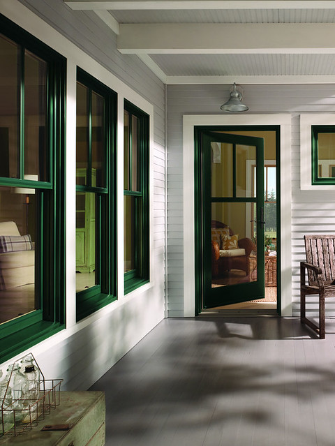 400 Series Windows And Patio Door With Exterior Trim Flickr Photo Sharing