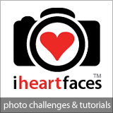 iheartfaces button to use for challenges