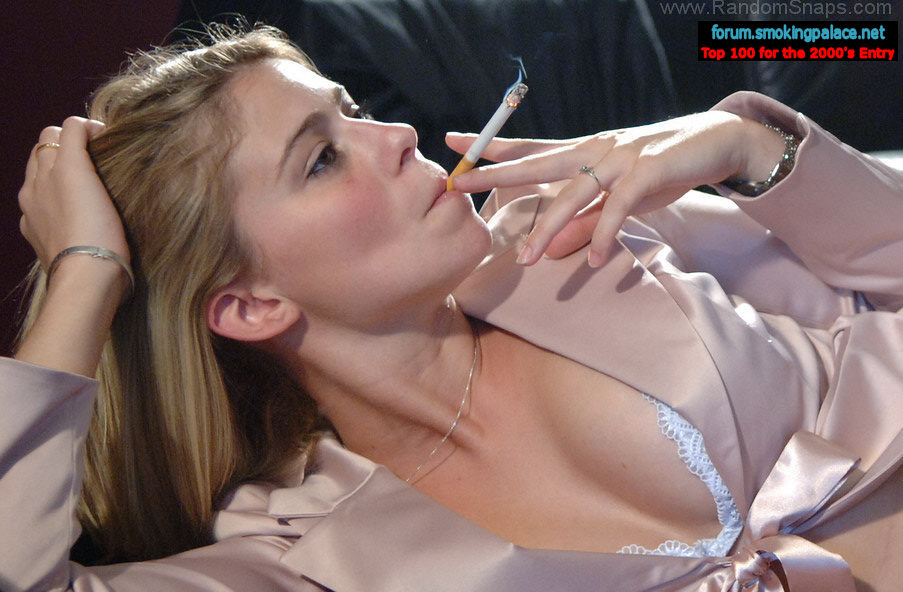 You tried? 100 fetish smoking can recommend