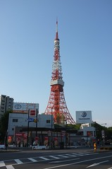 2011/04/24 Tokyo Tower 東京タワー