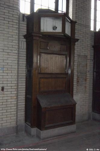 Union Depot Gate Cabinet