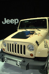 2011 Jeep Wrangler Unlimited Mojave