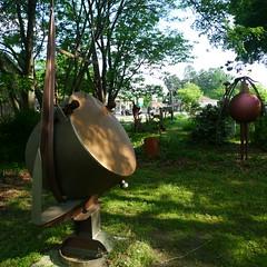 Sculpture Garden (Carrboro Annex)