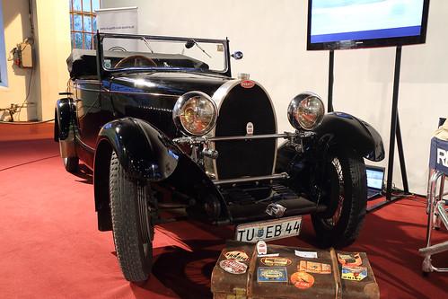 Bugatti Typ 44 Cabriolet