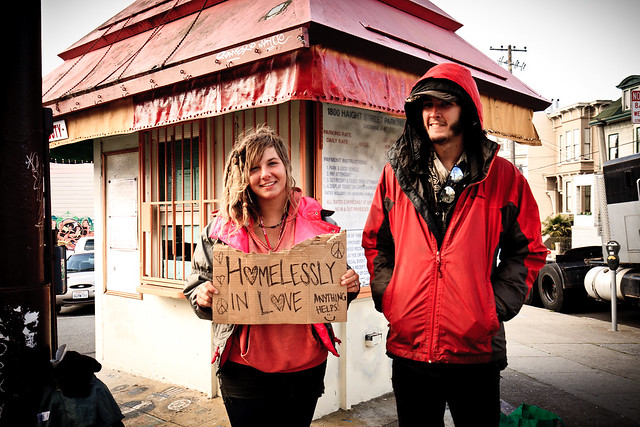 Header of homelessly