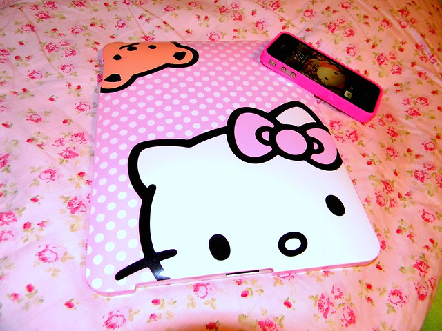 hello kitty ipad case | Flickr - Photo Sharing!