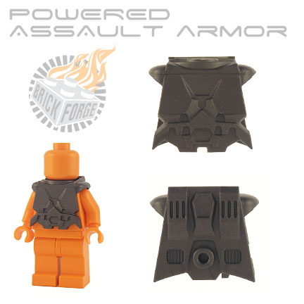 Powered Assault Armor - Steel
