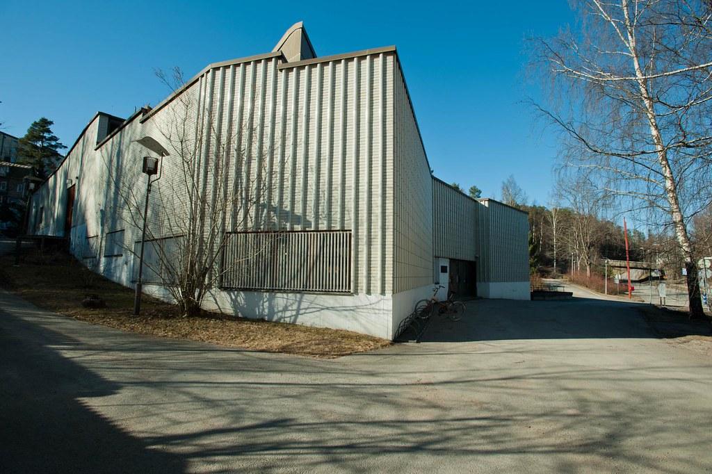 Museo de Alvar Aalto en Jyväskylä