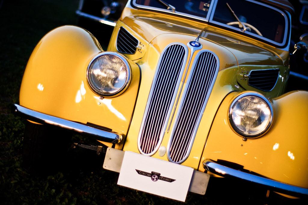 1938 - BMW 327 Sports Cabriolet@Tokyo