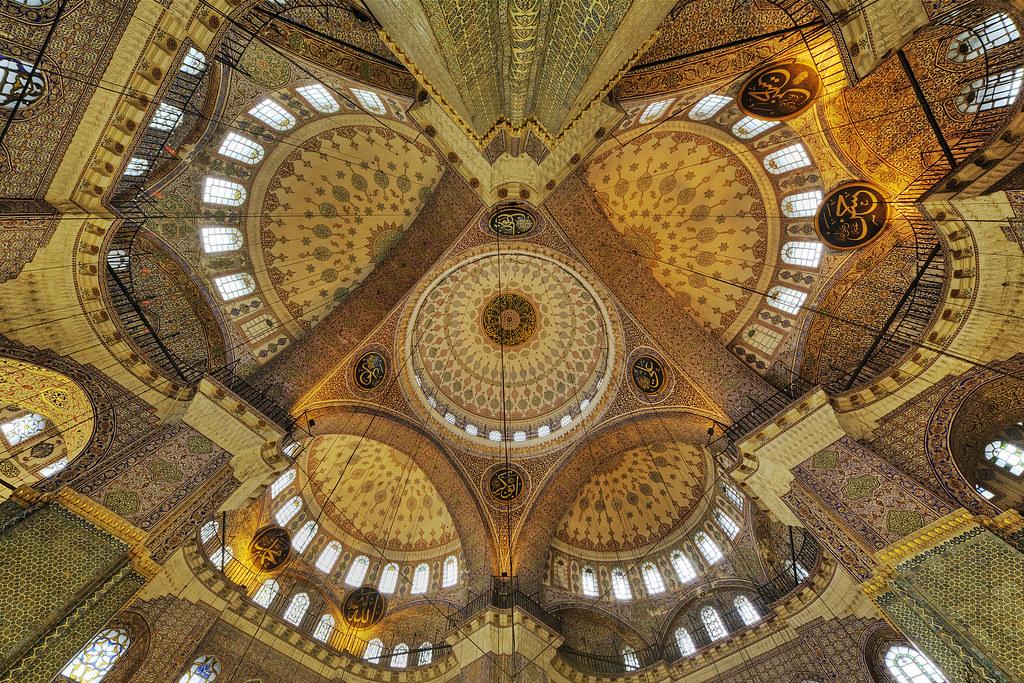 Yeni Mosque, Istanbul, Turkey, 2011