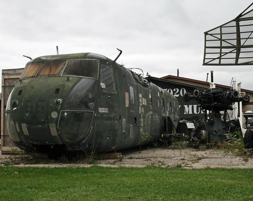 Sikorsky HH-3F Pelican (66-153292)