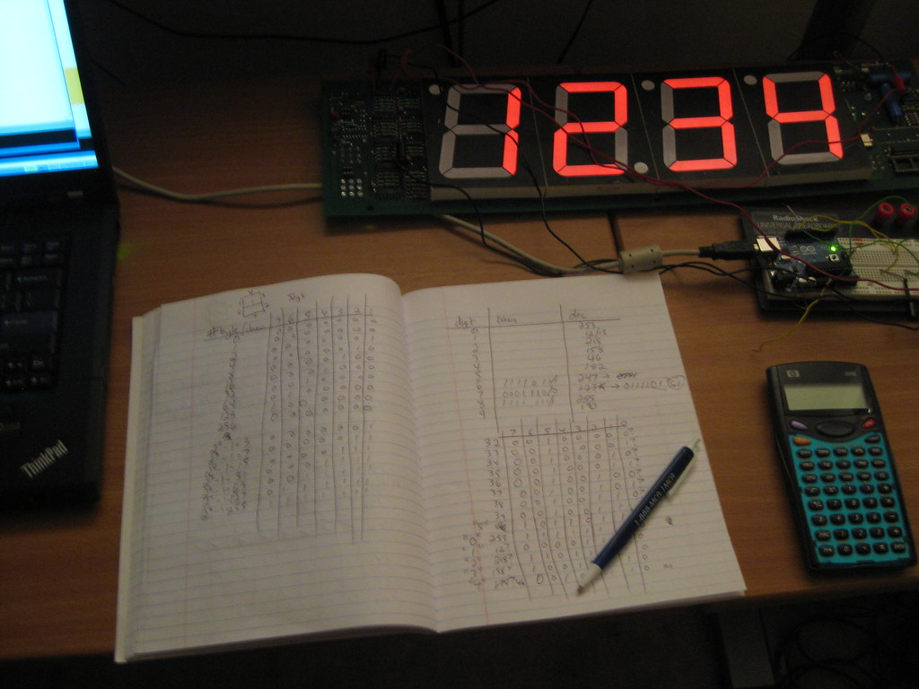 5724844915 7877c9300b b - arduino 8 segment display