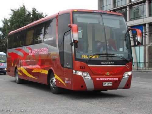 Buses Fierro.-