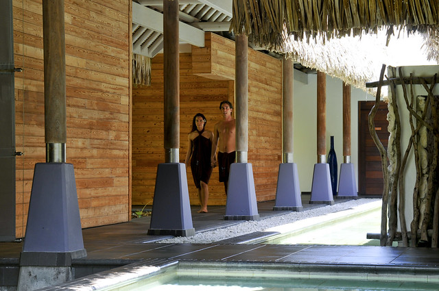Deep Ocean Spa InterContinental Bora Bora Resort & Thalasso Spa