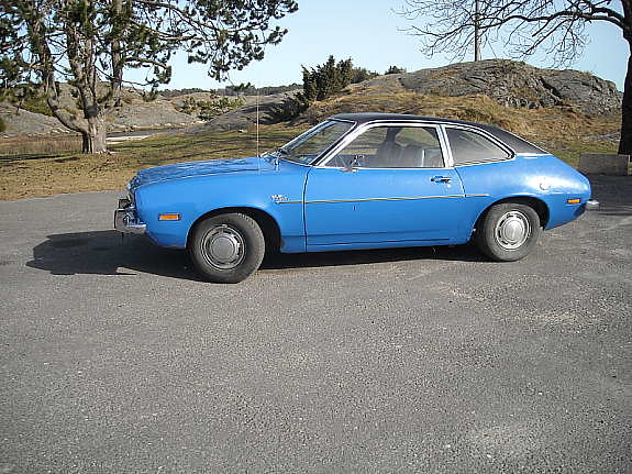 Ford Pinto 73 Flickr Photo Sharing