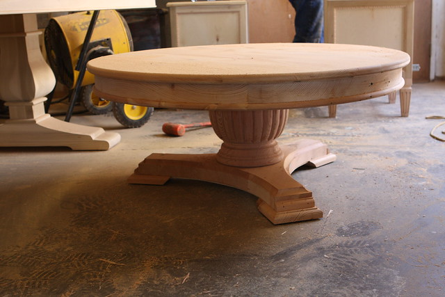 Reclaimed Wood Coffee Table Mortise And Tenon Custom Furni