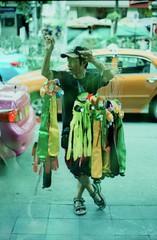 Silom Street Vendor