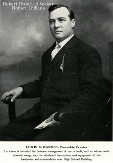 Lewis Barnes