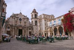 Columbus Cathedral in Old Havana | Plaza de la Catedral de la Habana