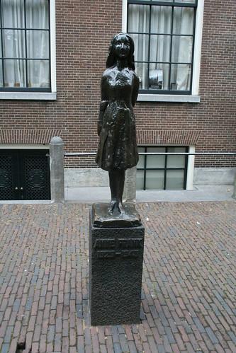 2010.07.13 01 Amsterdam 12 Westermarkt 01 Anne Frank