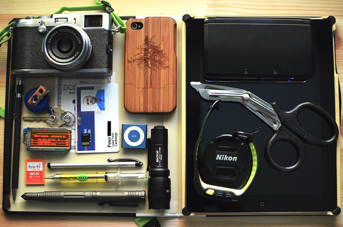 Pete's Everyday Carry / What's in My Bag
