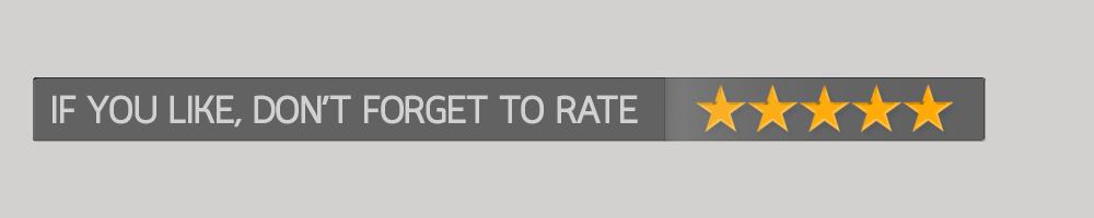 RATE BAR
