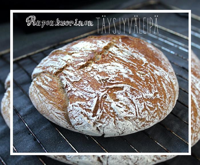 rapea leipä