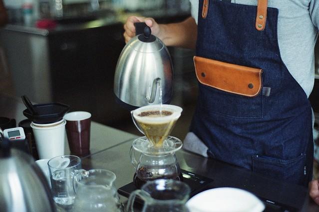 Solidbean 客座咖啡師阿德