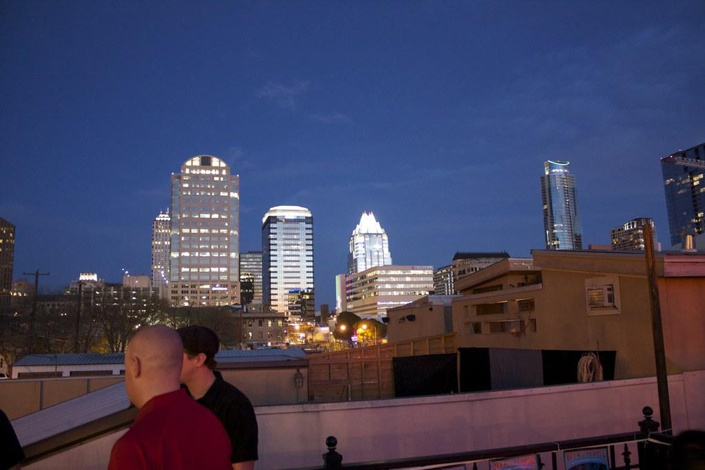 Austin at Sunset