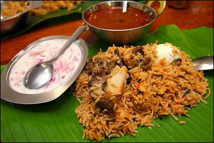 Anjappar authentic chettinad restaurant bangsar for Anjappar chettinad south indian cuisine