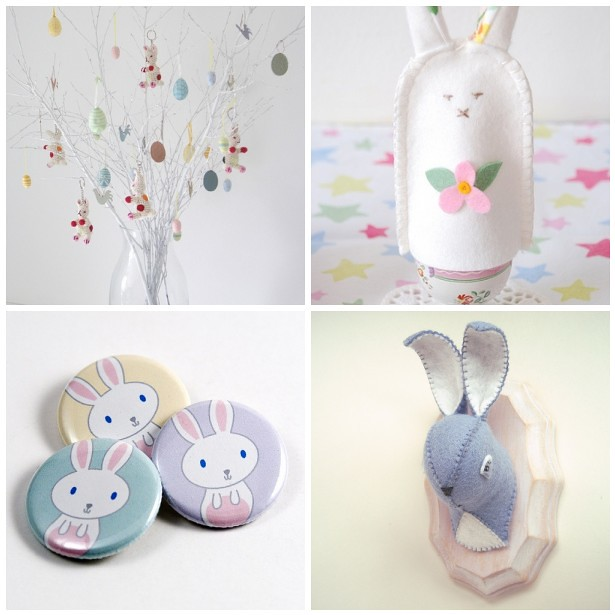A Pretty Pastel Easter
