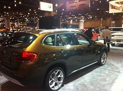 executive car(0.0), bmw x3(0.0), bmw concept x6 activehybrid(0.0), bmw x5(0.0), bmw x5 (e53)(0.0), automobile(1.0), automotive exterior(1.0), sport utility vehicle(1.0), wheel(1.0), vehicle(1.0), automotive design(1.0), compact sport utility vehicle(1.0), bmw x1(1.0), auto show(1.0), crossover suv(1.0), bumper(1.0), land vehicle(1.0), luxury vehicle(1.0),