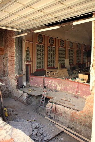 Valley Cinema Renovation Project