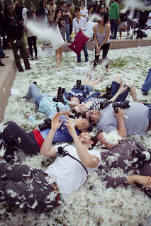 Los Angeles Pillow Fight Day