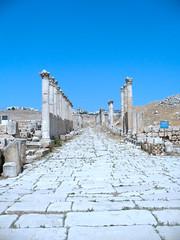 Cardo Colonnaded Street at Jerash
