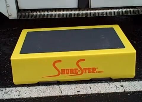 Safe Step Stools July 2012