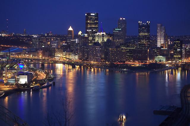 Pittsburgh Desktop Wallpaper Skyline: Flickr - Photo Sharing