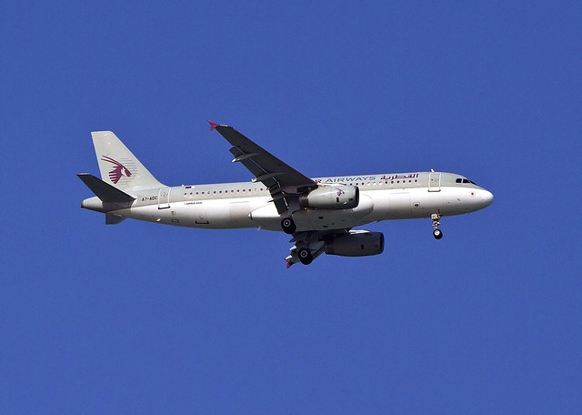Qatar Airways A7 ADC