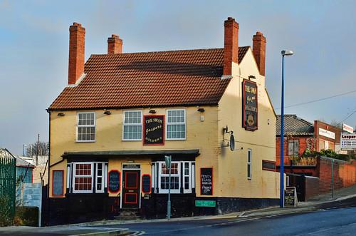 Cradley Heath Liberal Club Borough Of Dudley England