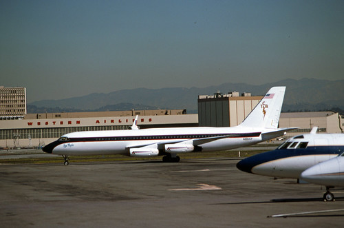 Convair 880, Lisa Marie