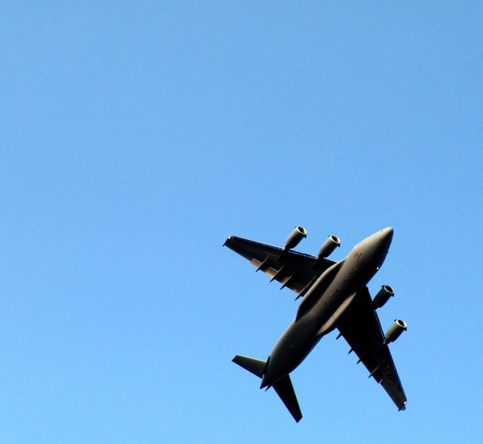 Śmigłowiec wielozadaniowy czy Boenig C-17 Globemaster?