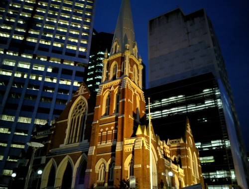 Brisbane evening church