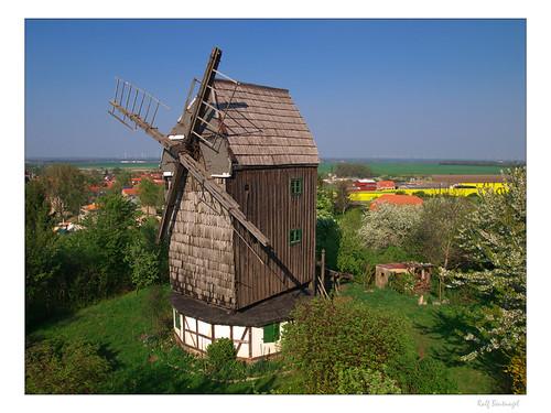 Windmühle Hakeborn