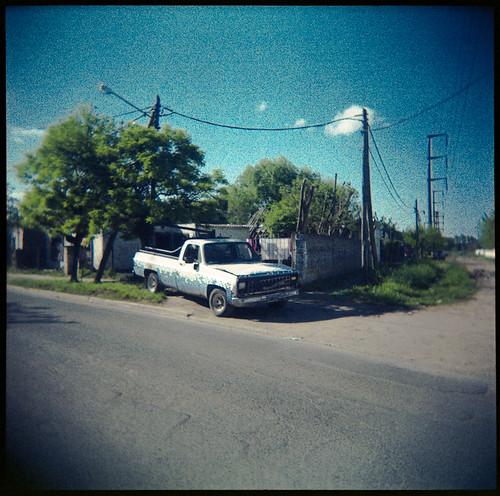 Pileta Camioneta