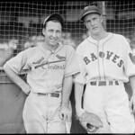 Baseball stars (Cardinals - Braves)