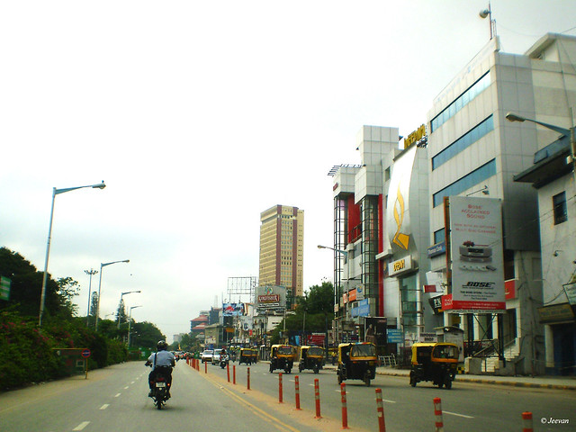 MG Road, Bangalore