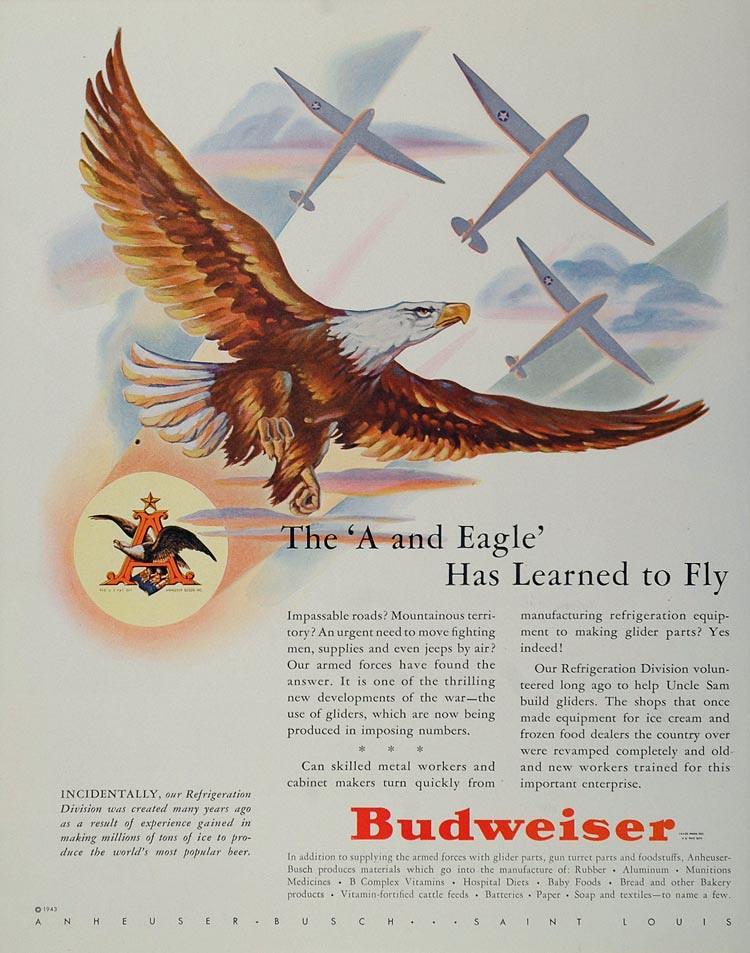 Bud-1943-fliers