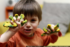 play doh brass knuckles