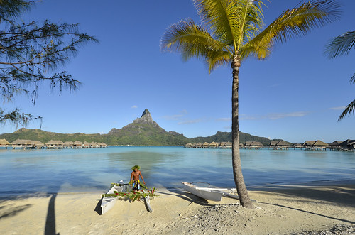 InterContinental Bora Bora  Resort & Thalasso Spa view