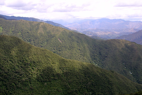 landscapes ecuador views